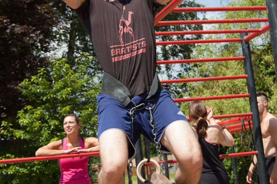 Summer Workout @ Calisthenics World w/ Dominik