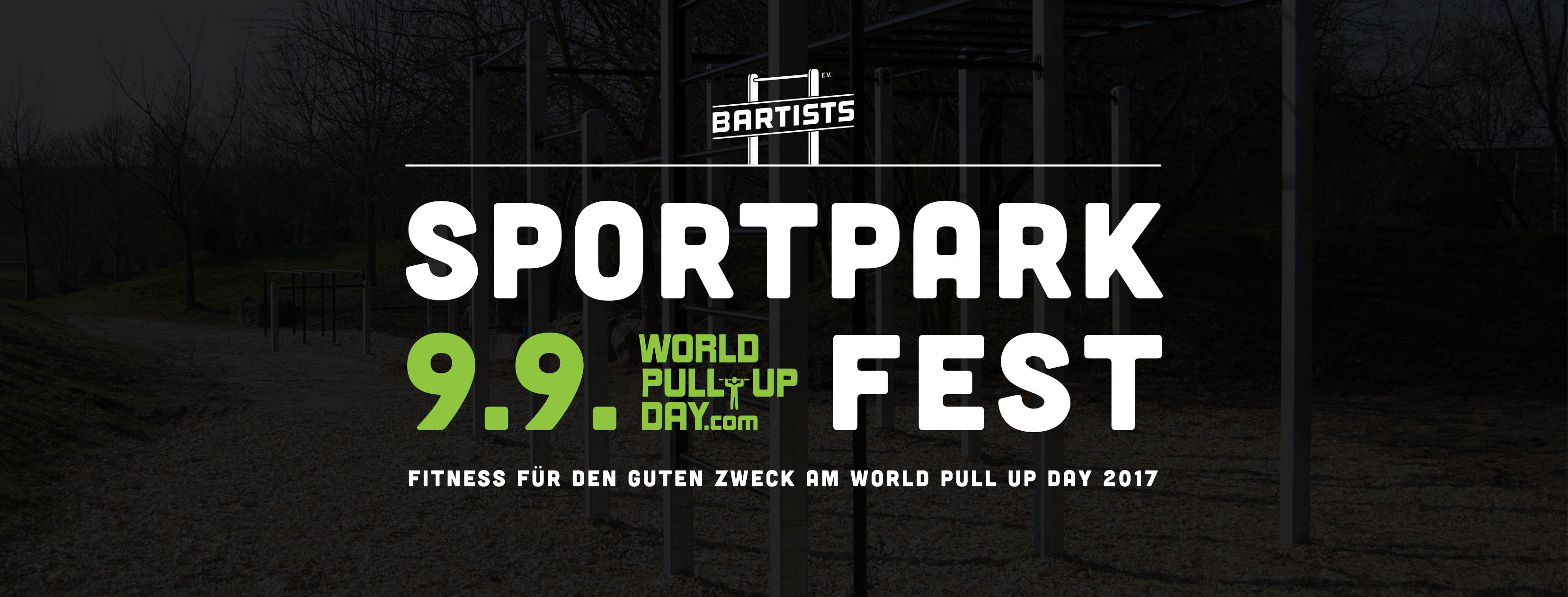 Sportparkfest am World Pull Up Day 2017